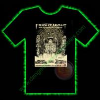 Fright Night Horror T-Shirt by Fright Rags - LARGE