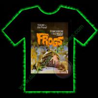 Frogs Horror T-Shirt by Fright Rags - MEDIUM
