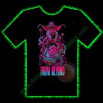 From Beyond Horror T-Shirt by Fright Rags - EXTRA LARGE
