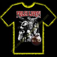 Fulci Lives Horror T-Shirt by Rotten Cotton - LARGE