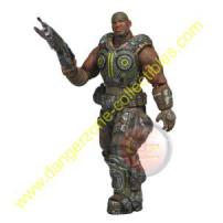 Gears Of War 3 Series 2 Augustus Cole Figure by NECA