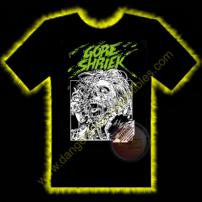 Gore Shriek Horror T-Shirt by Rotten Cotton - EXTRA LARGE