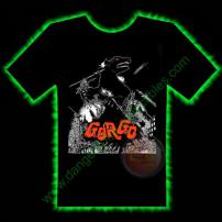 Gorgo Horror T-Shirt by Fright Rags - EXTRA LARGE