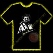 Texas Chainsaw Massacre Gunnar Hansen Horror T-Shirt by Rotten Cotton - EXTRA LARGE