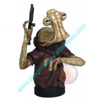 Star Wars Hammerhead Mini Bust by Gentle Giant
