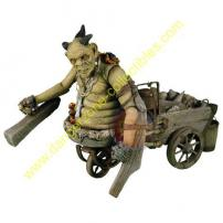 Hellboy 2 The Golden Army Goblin Figure Series 2 by MEZCO