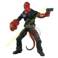 Hellboy 2 The Golden Army Hellboy Figure (No Coat) Series 2 by MEZCO