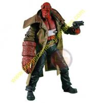 Hellboy 2 The Golden Army Wounded Hellboy Figure Series 2 by MEZCO