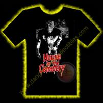 House By The Cemetery #2 Horror T-Shirt by Rotten Cotton - SMALL
