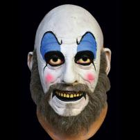 House Of 1000 Corpes - Captain Spaulding Full Overhead Mask by Trick Or Treat Studios