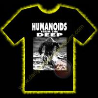 Humanoids From The Deep Horror T-Shirt by Rotten Cotton - SMALL