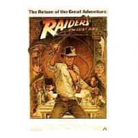 Indiana Jones Harrison Ford Raiders Of The Lost Ark Movie Poster