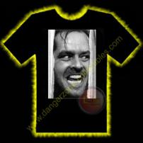 Jack Nicholson The Shining Horror T-Shirt by Rotten Cotton - LARGE
