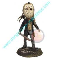 Friday The 13th Jason Voorhees 2009 Bobble Head Knocker by NECA.