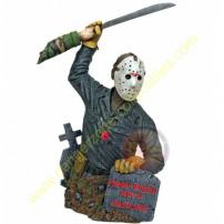 House Of Horror Jason Voorhees Mini Bust by Gentle Giant.