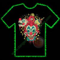 Killer Klowns Horror T-Shirt by Fright Rags - LARGE