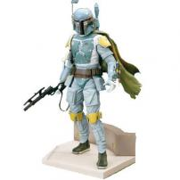 "Star Wars Boba Fett ""Snap Fit"" Soft Vinyl 7th Scale Kit by Kotobukiya"
