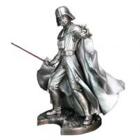 Star Wars Darth Vader EP 3 Pewter Finish Vinyl 7th Scale Kit by Kotobukiya