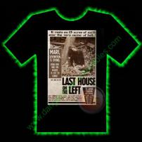 Last House On The Left Horror T-Shirt by Fright Rags - LARGE