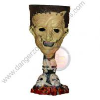"Texas Chainsaw Massacre ""Leatherface"" Goblet by Rubie's."