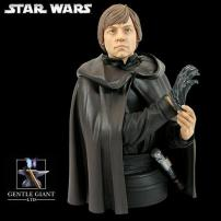 Star Wars Luke Skywalker Jedi Mini Bust by Gentle Giant.