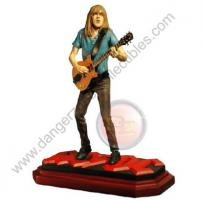 AC/DC Malcolm Young Limited Edition Statue by Rock Iconz.