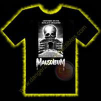 Mausoleum Horror T-Shirt by Rotten Cotton - LARGE