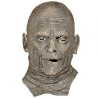 The Mummy Full Overhead Latex Deluxe Adult Mask by Rubie's