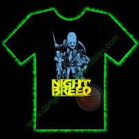 Nightbreed Horror T-Shirt by Fright Rags - LARGE