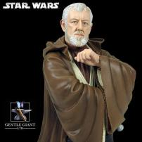 Star Wars Obi-Wan Kenobi (A New Hope) Mini Bust by Gentle Giant.