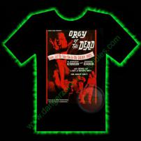 Orgy Of The Dead Horror T-Shirt by Fright Rags - LARGE