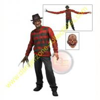 A Nightmare On Elm St Series 1 Freddy Figure by NECA