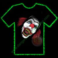 Pennywise Horror T-Shirt by Fright Rags - LARGE