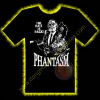 Phantasm Horror T-Shirt by Rotten Cotton - LARGE