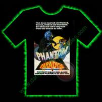 Phantom Paradise Horror T-Shirt by Fright Rags - EXTRA LARGE