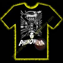 Phenomena Horror T-Shirt by Rotten Cotton - SMALL