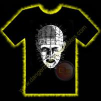 Hellraiser Pinhead Horror T-Shirt by Rotten Cotton - LARGE