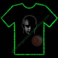 Hellraiser Pinhead Horror T-Shirt by Fright Rags - LARGE