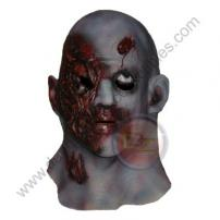 Dawn Of The Dead Plaidboy Full Overhead Deluxe Latex Mask by Rubie's.