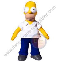 The Simpsons - Homer 15 Inch Plush Figure by Applause.
