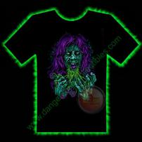 Possessed II Horror T-Shirt by Fright Rags - EXTRA LARGE