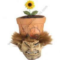 Pothead Full Overhead Deluxe Latex Adult Mask by Morbid Industries.