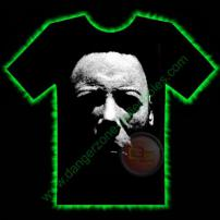 Halloween Michael Myers Horror T-Shirt by Fright Rags - SMALL
