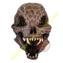 Rattler Adult Deluxe Latex Mask by Rubies.