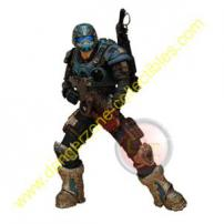 Gears Of War Series 5 COG Soldier V.2 Figure by NECA