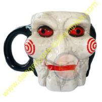 SAW Billy The Puppet Figural Mug
