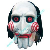 SAW Puppet Adult Latex Mask