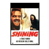 The Shining Jack Nicholson Movie Poster