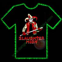 Slaughter High Horror T-Shirt by Fright Rags - EXTRA LARGE