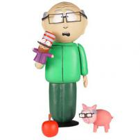 South Park Series 2 Mr Garrison Figure by MEZCO